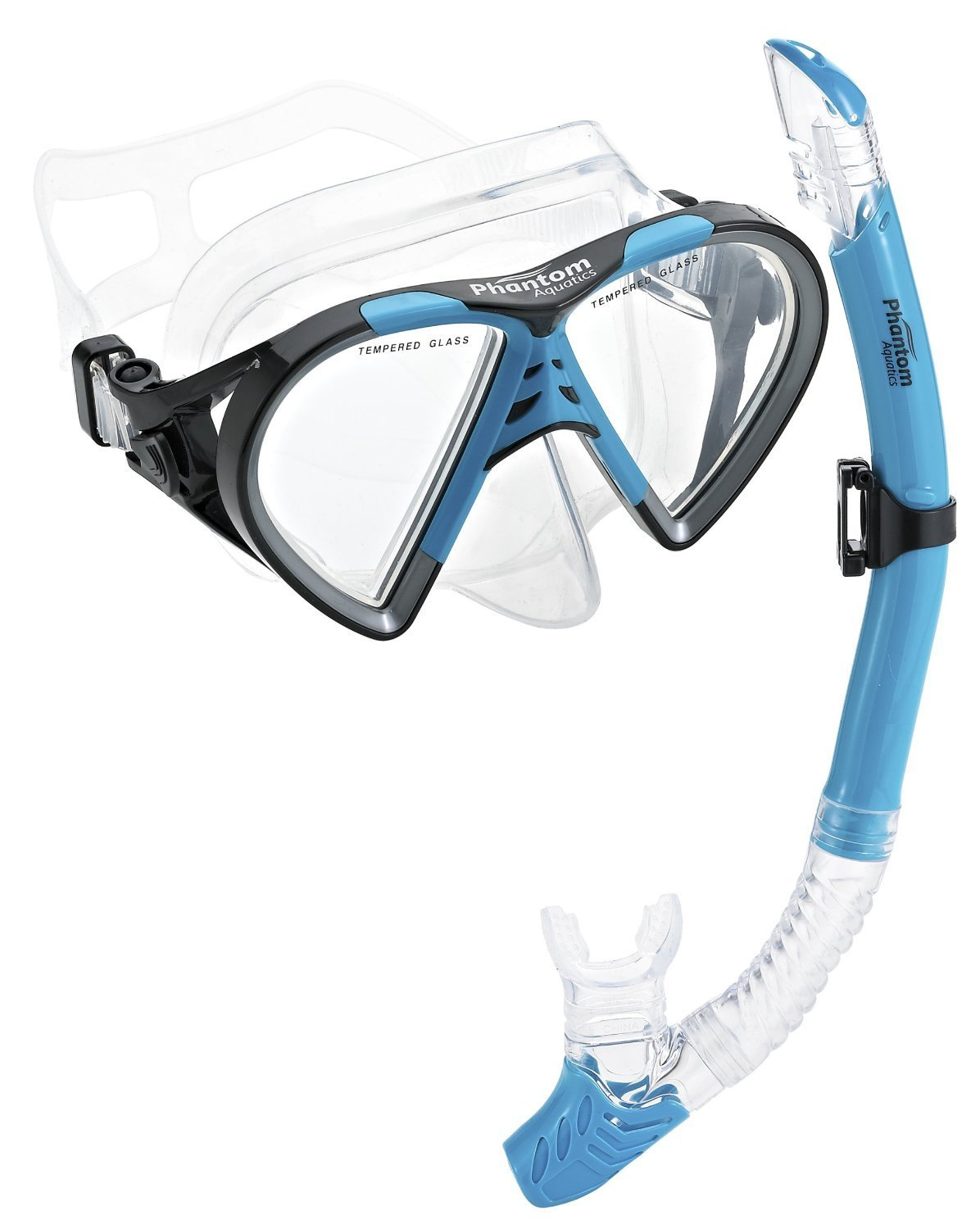 photo of phantom snorkel combo