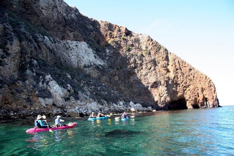 Snorkeling Tours Channel Islands