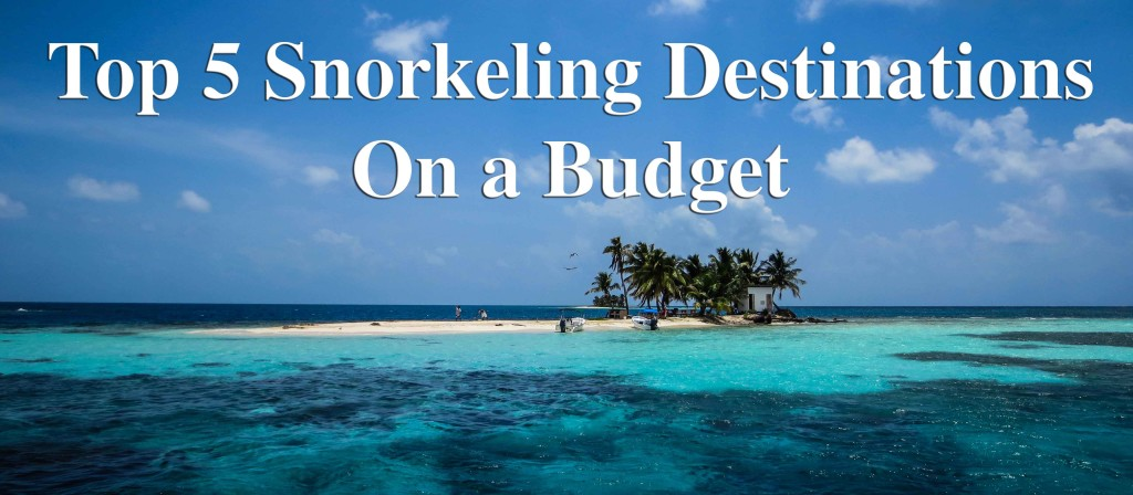 Top 5 Snorkeling Destinations on a Budget