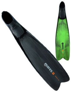 Mares freediving fins