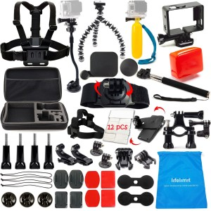gopro accessory kit