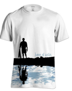 born of water shirt