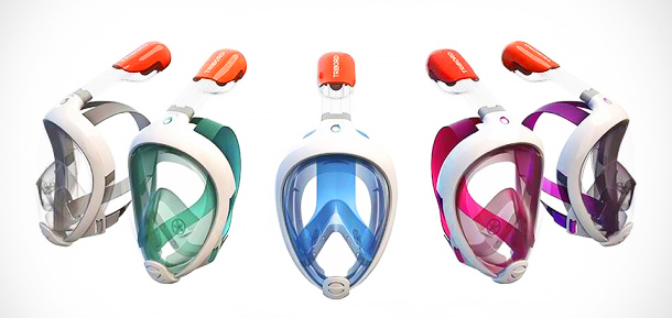 Easybreath Snorkeling Mask  Review
