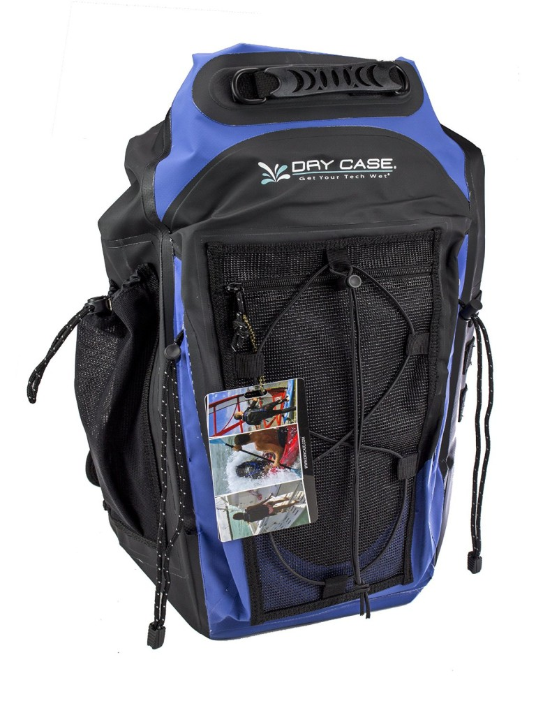 dry case waterproof backpack