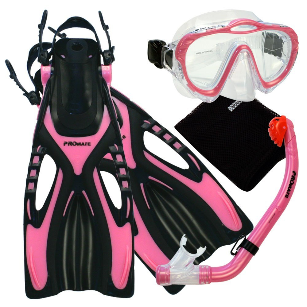 best kids snorkel set review
