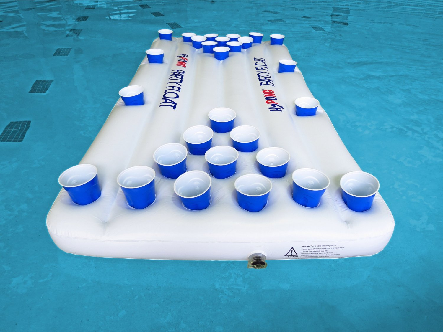 best inflatable beer pong table